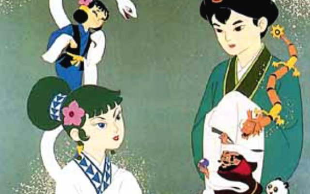 白蛇伝 (1958年の映画)の画像 p1_35