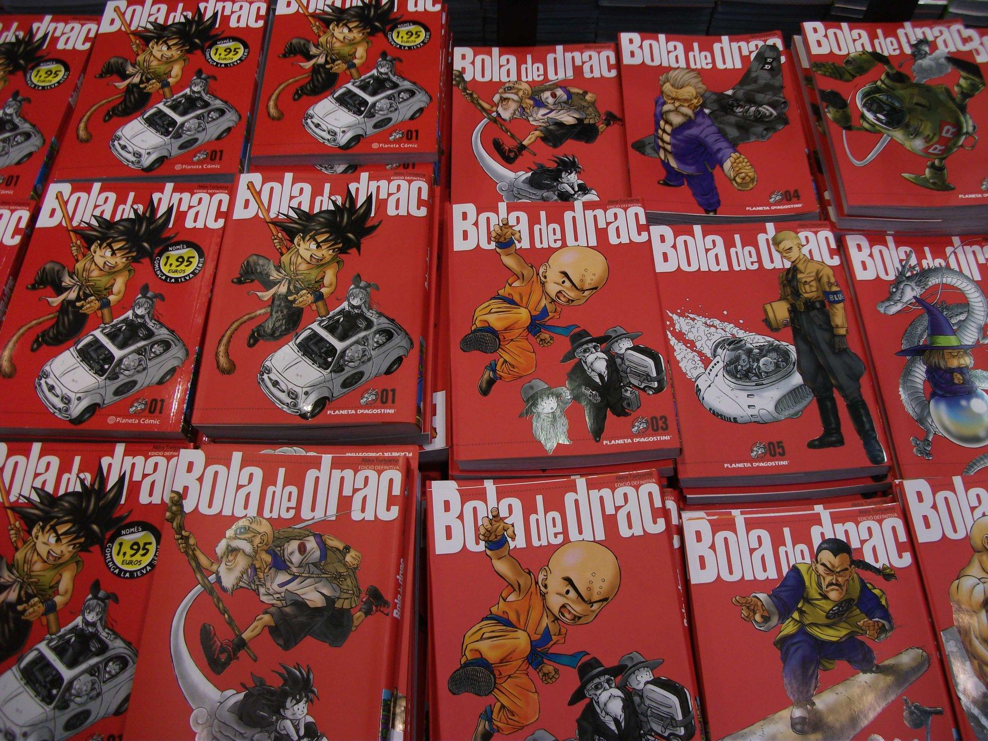 第35回バルセロナ国際コミックフェア現地リポート その Dragon